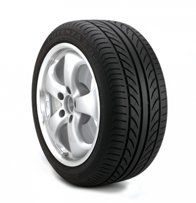 Potenza S-02A Tires